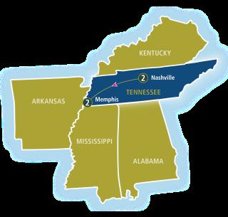 Nashville Memphis Combo Getaway Yankee Holidays