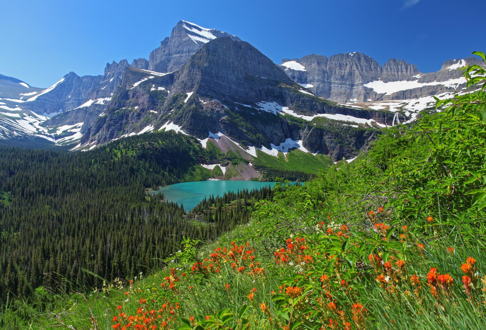 Glacier National Park Discovery