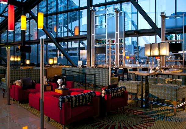 About Renaissance Nashville Hotel