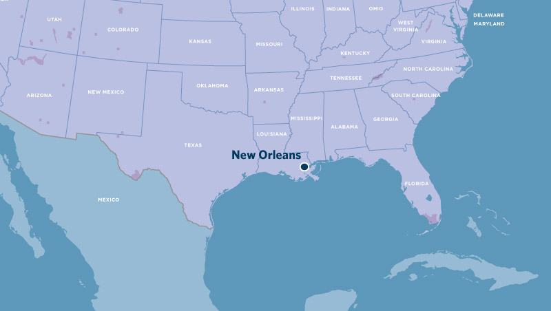 Marriott New Orleans Map.Marriott Vacation Club New Orleans City Escapes Yankee Holidays