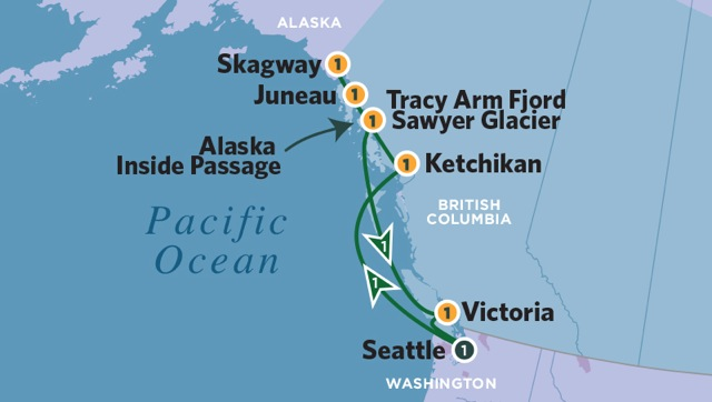 Celebrity Cruises Alaska Cruises - The Cruise Web