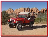 About Red Rock Jeep Easy On The Asphalt Tour (1.5 Hours)